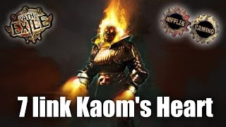 Path of Exile: 7 link Kaom