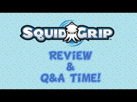 Ask a Fang Banger w/ Squid Grip review!