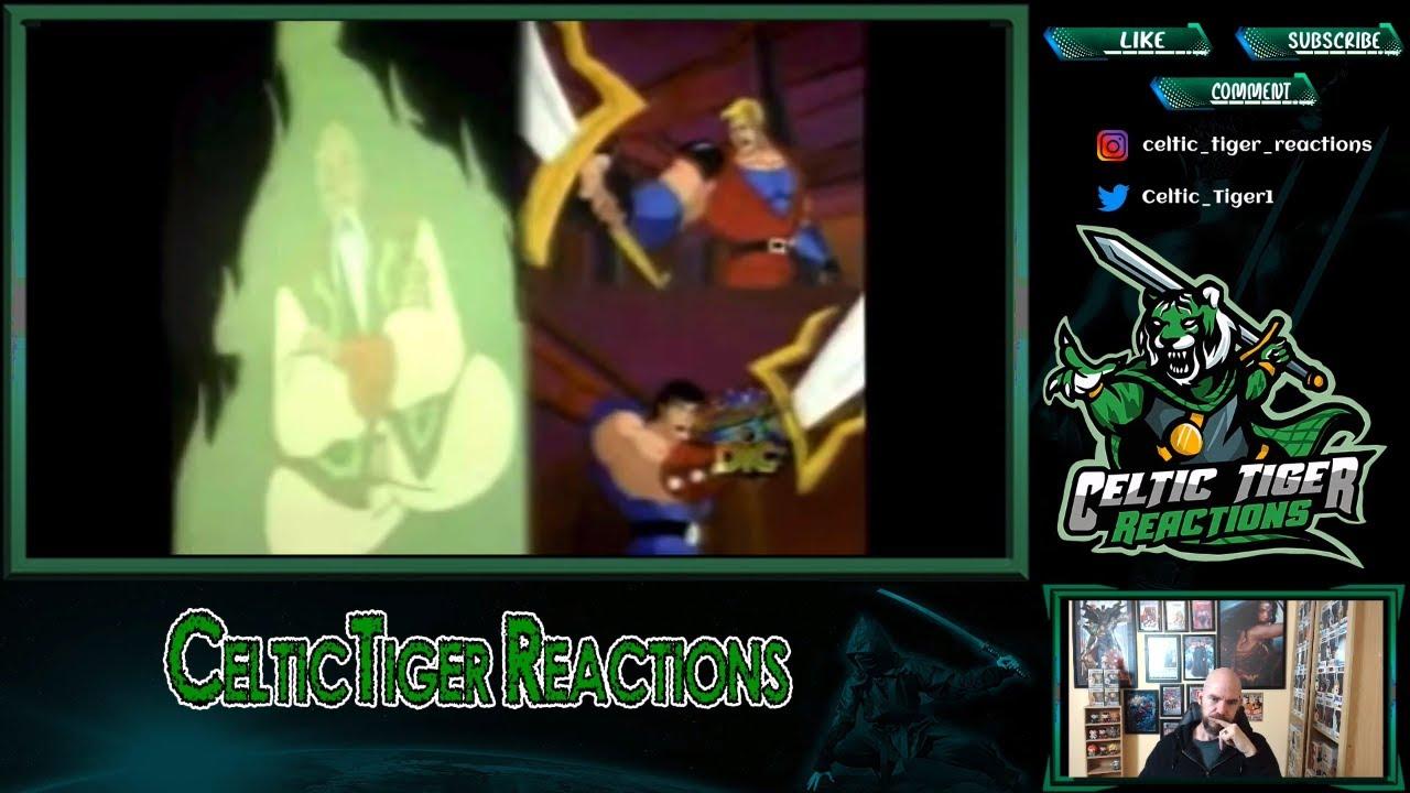 Double Dragon Cartoon Intro Reaction Youtube