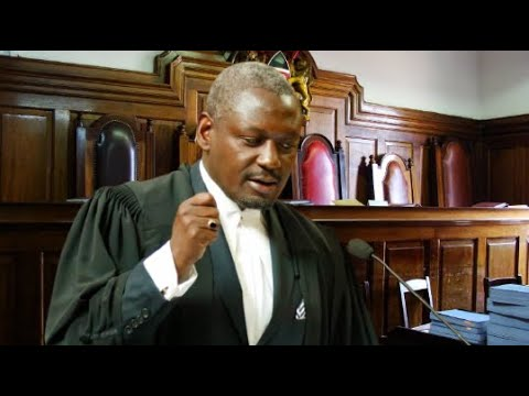 OTIENDE AMOLLO'S BRILLIANT SUBMISSION AT THE COURT OF APPEAL AS BBI APPEAL HEARING CONTINUES!!