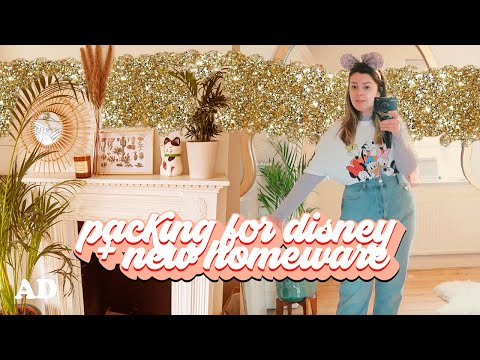 home-vlog---packing-for-disney-+-h&m-home-treats-|-lucy-wood