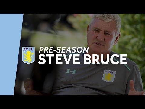 Villa in Portugal: Steve Bruce video exclusive