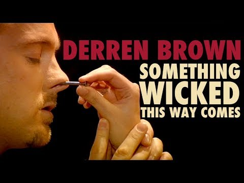 Thumbnail: Derren Brown Live FULL SHOW | Something Wicked This Way Comes