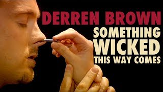 Derren Brown Live FULL SHOW | Something Wicked This Way Comes