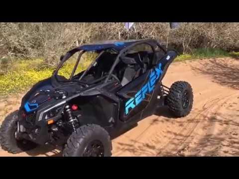 2017 Can Am Maverick X3 Gps Holder Rear Storage Box Side