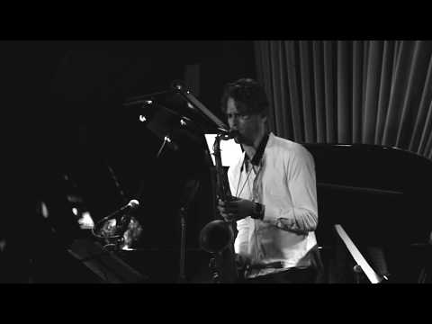Tobias Meinhart with Charles Altura at BLUE NOTE NYC