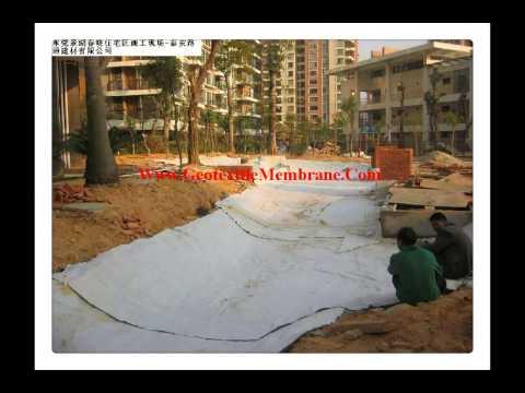 geotextile membrane UK