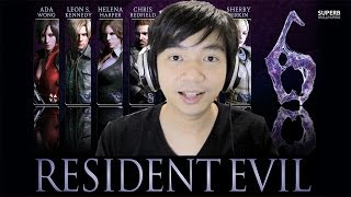 Stuck at the City - Resident Evil 6 - PC Game Play