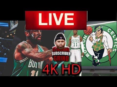 Boston Celtics Vs Orlando Magic 4k HD LiveStream Nba live 18 gameplay
