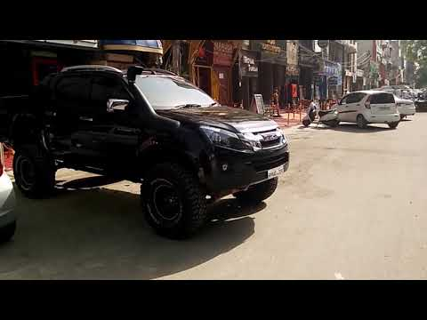Extreme modified isuzu | isuzu D-max V-cross | 4X4 | offroading love