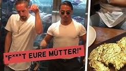 Franck Ribery rastet nach Shitstorm über goldenes Steak komplett aus und beschimpft Kritiker