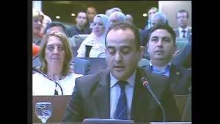 مداخلة شافع بوعيش، رئيس المجموعة البرلمانية للأفافاس حول مخطط عمل الحكومة 2014