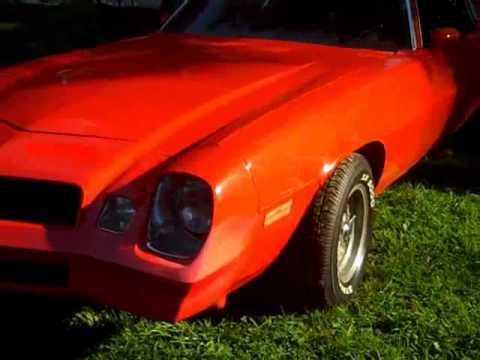 my 1981 camaro. for sale on craigslist. - YouTube