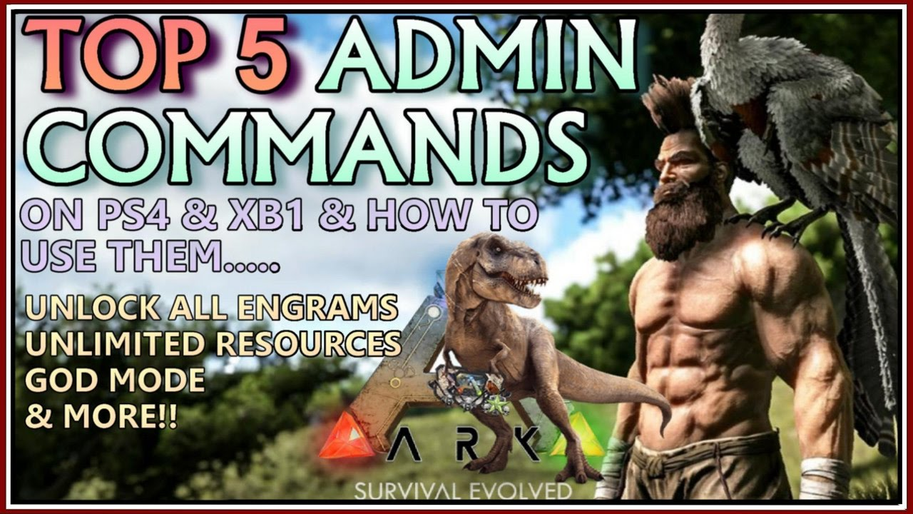 how to make someone admin ark
