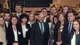 Young Members of Parliament European Forum 2015