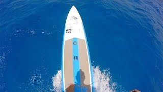 SUP Downwind Tips: 5 most common first timer mistakes for Stand Up Paddle boarding
