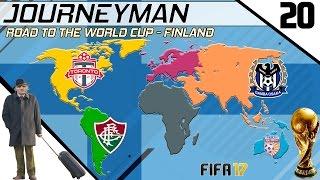 Fifa 17 - Journeyman - Road to the World Cup - #20 (Fluminense)