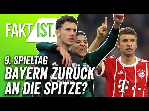 Fakt ist..! BVB rutscht ab, FC Bayern wieder oben? Bundesliga Vorschau 9. Spieltag 17/18
