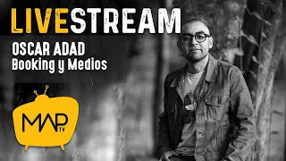 Booking y Medios | Oscar Adad