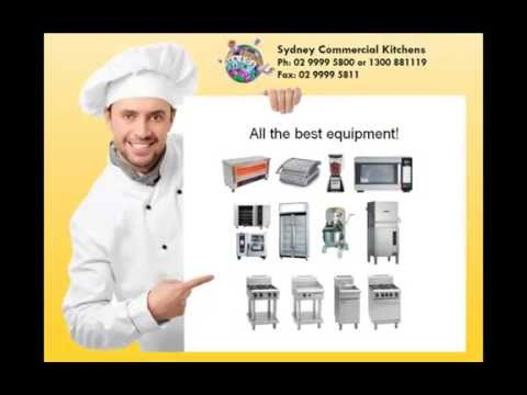 Sydney Commercial Kitchens Catering Equipment