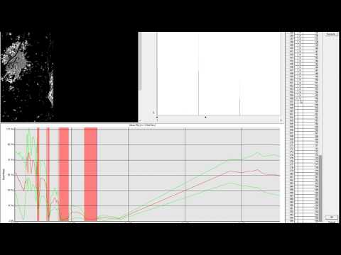 Mineral mapping bad band removal by Target dectection wizard in Erdas imagine