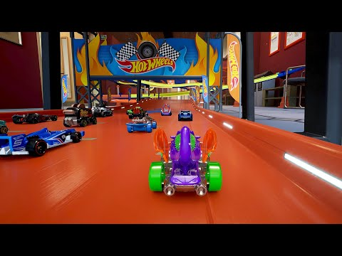 Hot Wheels Unleashed - 15 mins of new Gameplay (PC Preview)