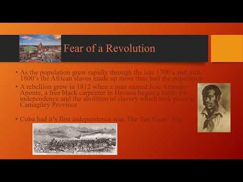 African American Studies: Cuba