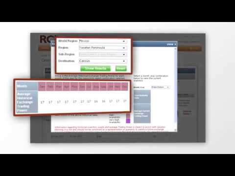 How to book an RCI Exchange