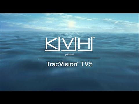 KVH Presents TracVision TV5