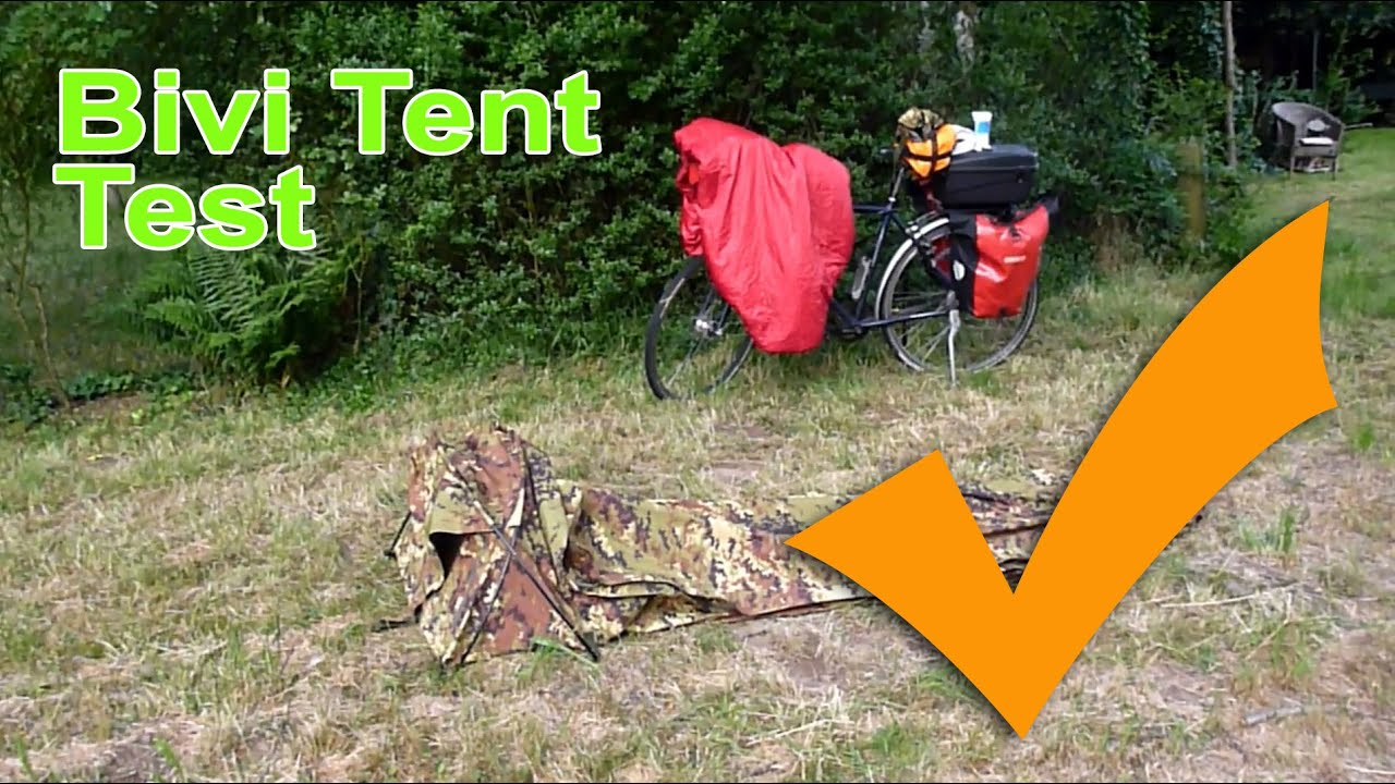 Bivi Bivy Biwak Zelt tent Defcon 5 1 Nacht Test one night 1540 Gramm & Bivi Bivy Biwak Zelt tent Defcon 5 1 Nacht Test one night 1540 ...