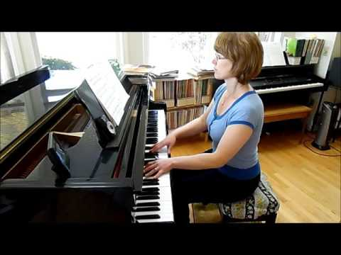 He Knows My Name (piano solo)