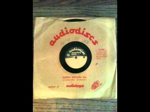 Audio-Disc Recording November 11, 1956 of Unknown Origin