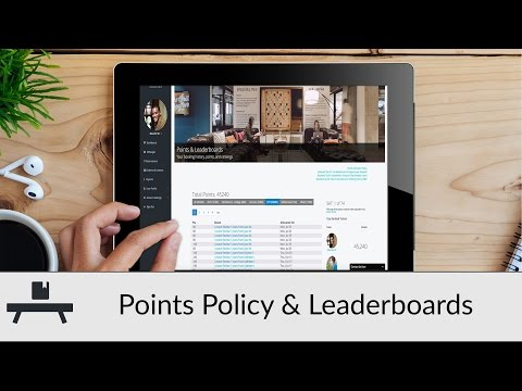 Points Policy & Leaderboards