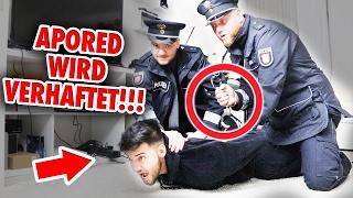 APORED WIRD VERHAFTET !!! PRANK