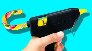 25 AWESOME GLUE GUN HACKS YOU SHOULD TRY