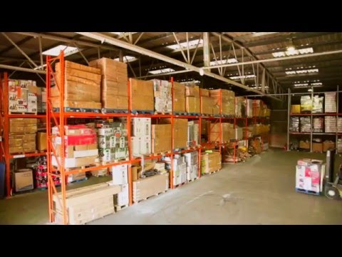 Depot Dash Warehouse & Pallet Storage