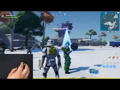 Logitech G502 Gaming Mouse Helped Me Play Fortnite Better! (Unboxing / Review / Tutorial)