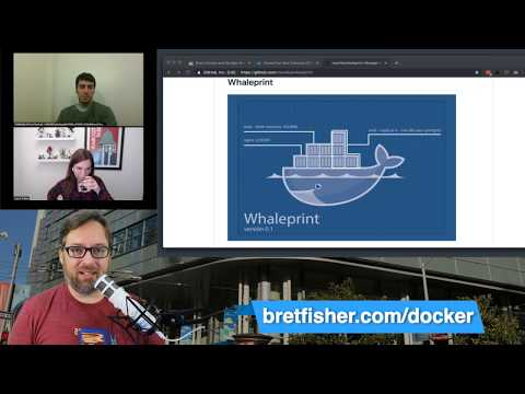 Docker Captains Discuss All Things Containers And #DockerCon