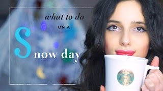 Epic Blanket Fort?! What To Do On A Snow Day / What To Do On A Rainy Day | Princessaanastasiya