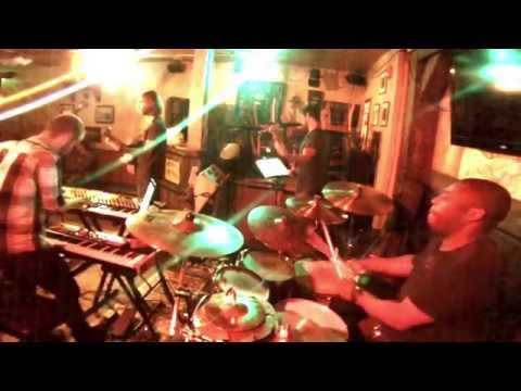 THURSTON GROUP WHOLE SONG cory baker on drums