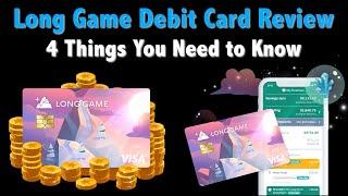 Long Game Debit Card Review: RoundUps, Bonuses, and More
