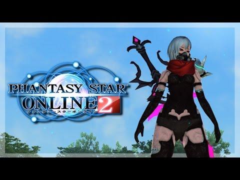 Phantasy Star Online 2   Questions, EQ & Chill
