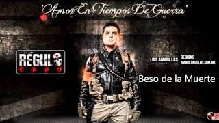 Regulo Caro - El Beso de La Muerte (2012) Estudio