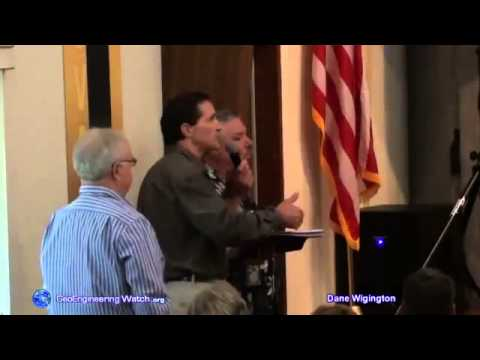 Confronting a US Congressman About Climate Engineering ( Dane Wigington GeoengineeringWatch.org )