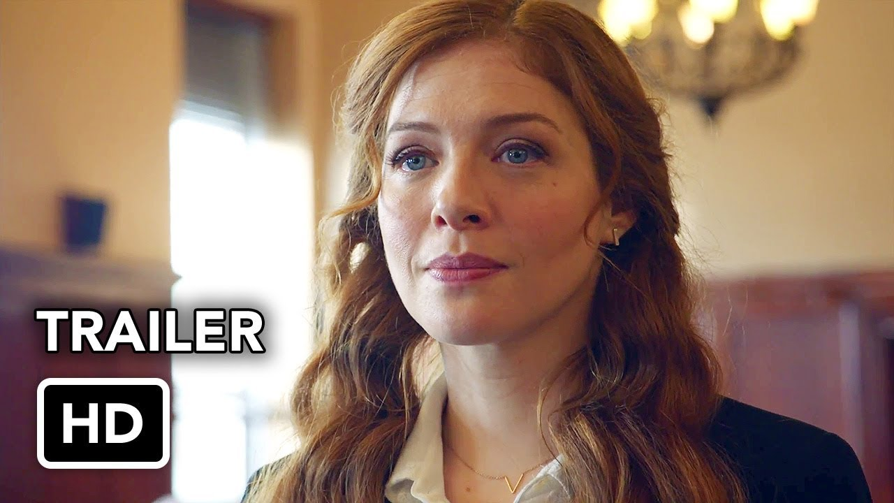 Download Proven Innocent (FOX) Trailer HD - Rachelle Lefevre legal drama