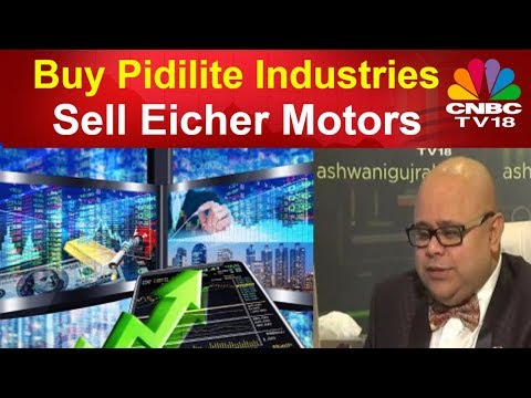 Ashwani Gujral Picks   Buy Pidilite Industries; Sell Eicher Motors, UltraTech Cement   CNBC TV18