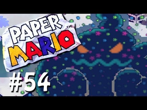 Let's Play Paper Mario (Blind) - Part 54 - I CAN HAS BUCKET?