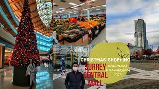 🇨🇦 CHRISTMAS SHOPPING | BLĄCK FRIDAY DEALS CANADA | VANCOUVER |WALMART| SURREY CENTRAL | DOLLARAMA