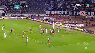 PRVI PUT VAR INTERVENCIJA NA DERBIJU: Partizanu poništen gol