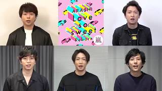 Gambar cover 嵐/Arashi English subtitles 「Love So Sweet : Reborn」